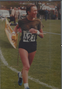 Gym knickers & my first half marathon age 17